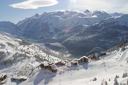 Auris Alpes T2 pied des pistes ski RDC - Auris - Wohnung