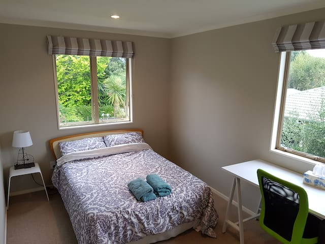 single room (double bed) in Flagstaff - Hamilton - Hamilton - Hus