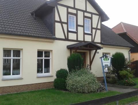 Komfortable Ferienwohnung im Herzen der Mecklenburgischen Seenplatte