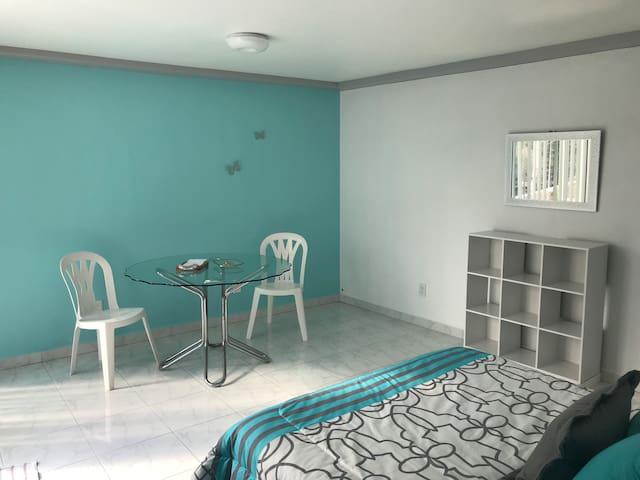 Confort, privacidad y confianza en un solo cuarto