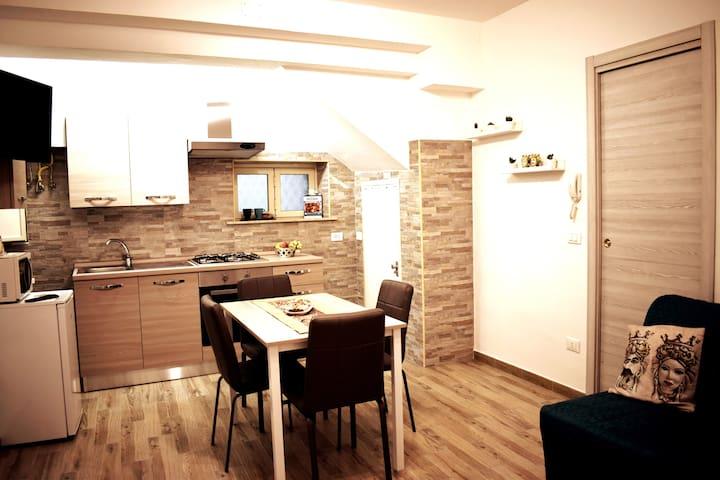 Sbiriddu's House App. 1 - Centro Storico