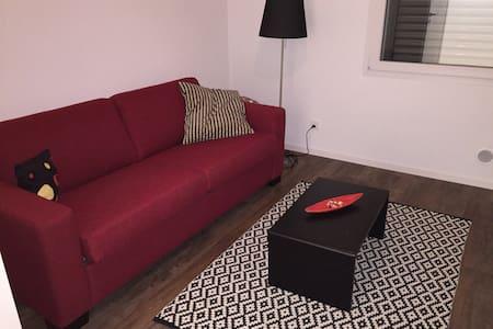 Moderne Villa Kunterbunt - Niederbuchsiten