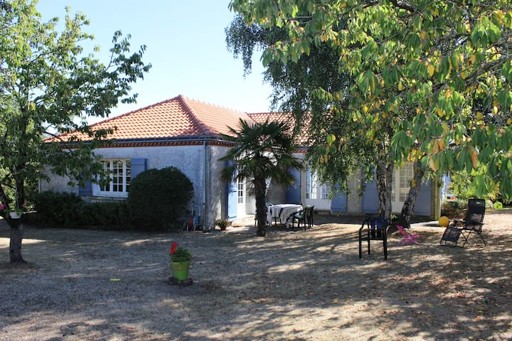 Family house in Pornic