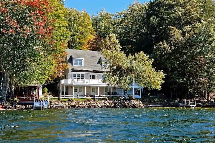 Beautiful lakefront home on Suncook Lake!