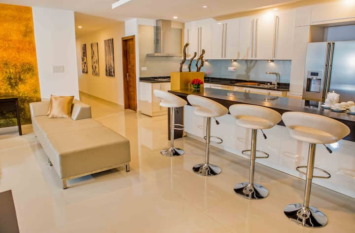 Colombo Luxury 3BR Apartment