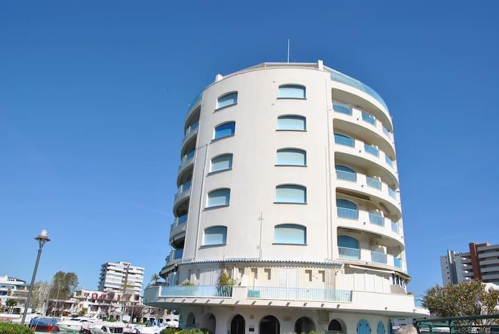 Torre Nautica bilocale - Misano Adriatico - Byt