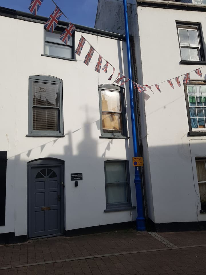 Charming Fisherman's cottage close to the harbour