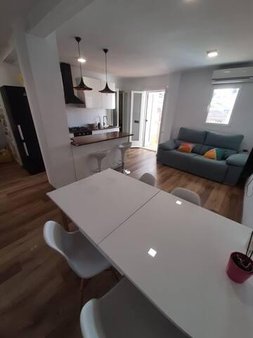 Encantador piso en el centro de Manresa