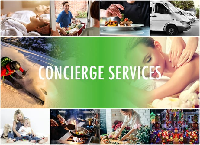 Visit the Winter Park Escapes website for a list of discounted concierge services