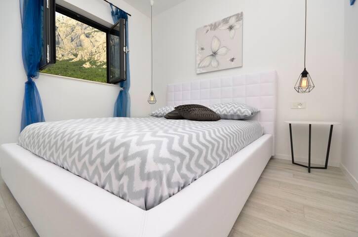 Villa Nina Makarska, Bedroom 1