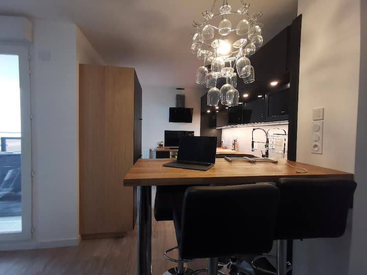 Modern fully equipped appartment