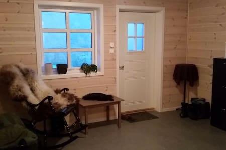 Avslappende atmosfære i fjellheimen - Voss