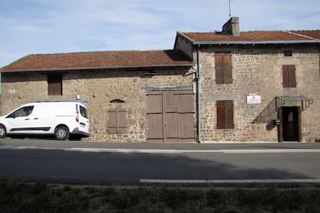 Maison ancienne, 3 chambres idéal gîte ou vacances - 圣西尔韦斯特尔(Saint-Sylvestre) - 独立屋
