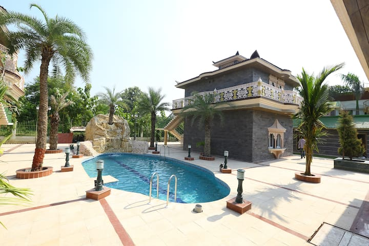Mann The Palm Retreat (Pollution Free Oxygen Zone)