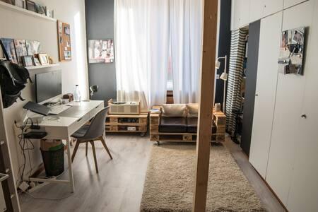 Geschmackvolles Zimmer in zentraler Altbauwohnung - Bochum