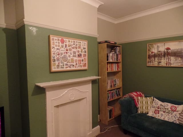 Fab double room in North London. - Edgware - Daire