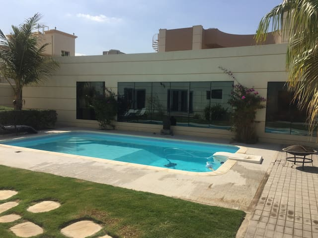 Guesthouse with pool! - Dubai