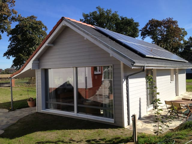 sonnige Villa Allerlei im Loft-Stil - Lindwedel - Hus