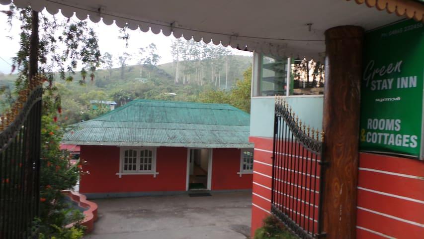 Munnar Greens Stay Inn - Munnar - Talo