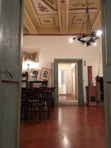 Appartamento in pieno centro a Todi