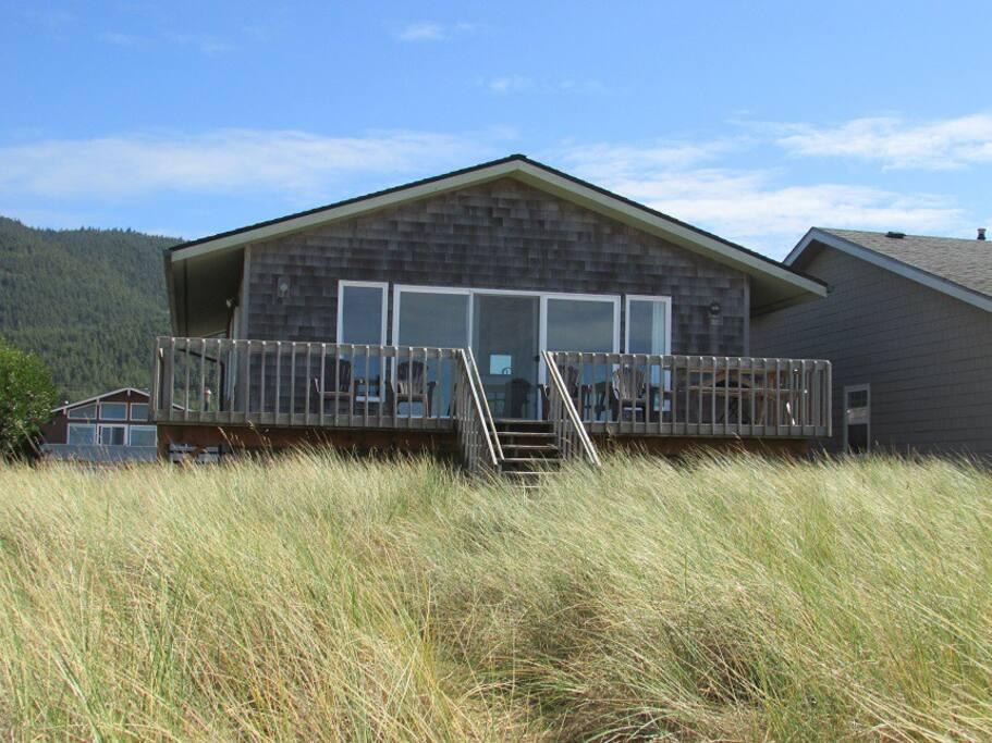 oceanfront cutie w wi fi picnic table pet ok houses for rent in rockaway oregon