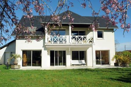 Maison dans les pyrénées en vallée d'Ossau à Arudy - Arudy - Casa