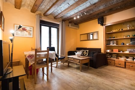 Great apartment 200m from Rambla with WIFI - Barcelona