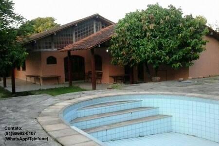 Casa de Praia Mosqueiro próx. Farol com piscina - Belém
