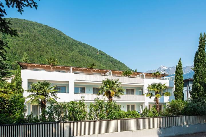 Apartment mit Garten oder Balkon | Glanzhof