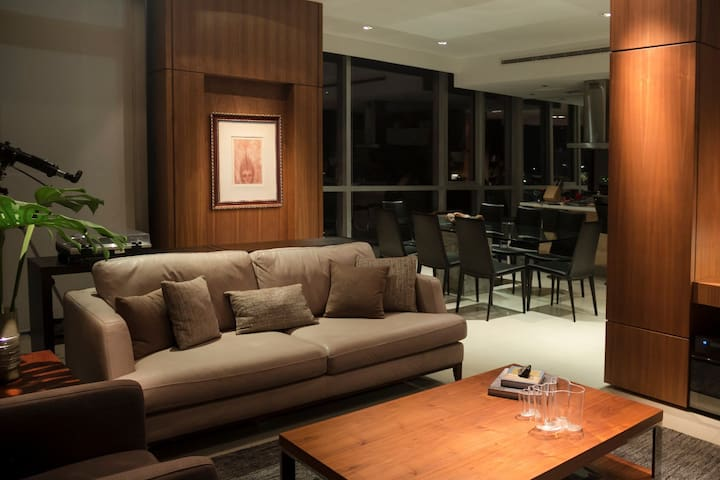 Luxury Apartment in San Pedro Area of Monterrey