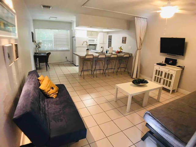 Centrally Located 1 Bedroom Apartment in Miami