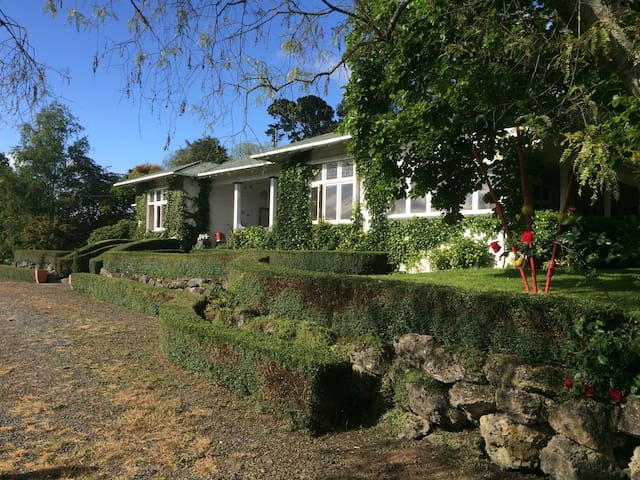 Rural Homestead the Perfect Retreat 'Huia Room' - Ormondville - 別荘