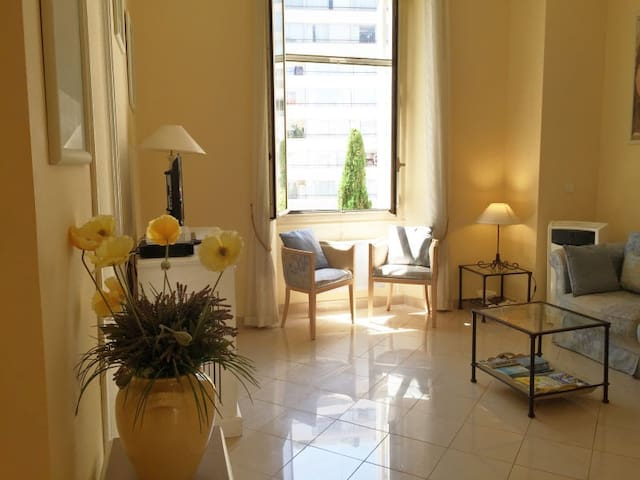 Cannes 2 rooms Luxury 2mn Croisette - Cannes - Appartement