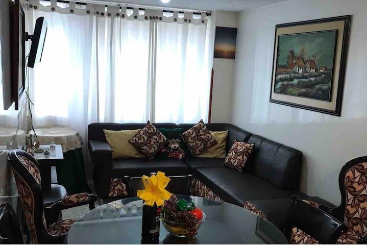 Espectacular apartamento en Floridablanca