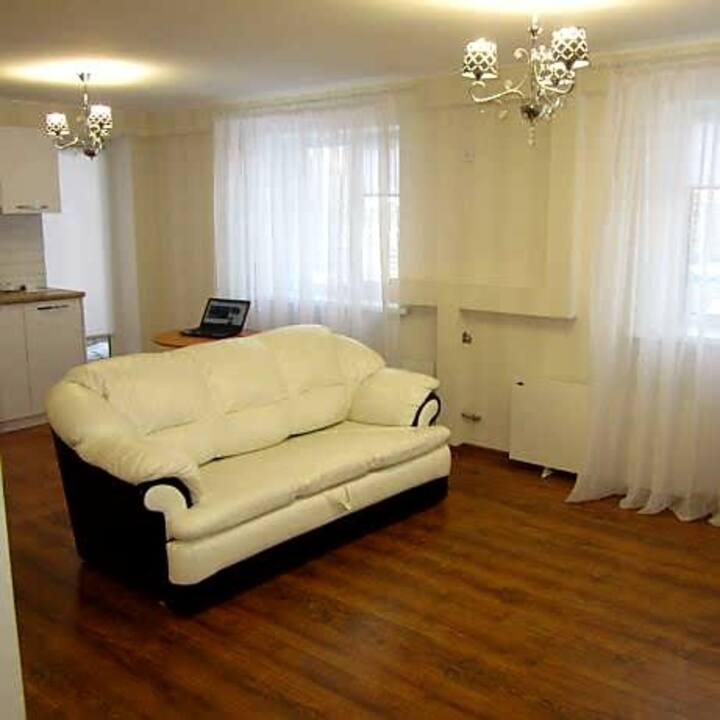 Comfortable apartment in Kharkov