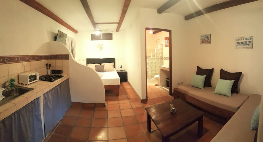 Coco. Fully Equipped Flat in Santa Teresa + Wifi! - Carmen Beach - อพาร์ทเมนท์