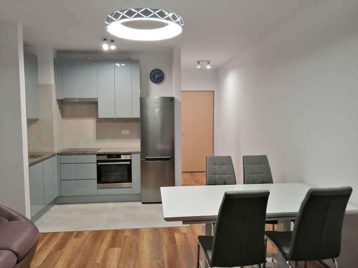 New apartament close to the city centre