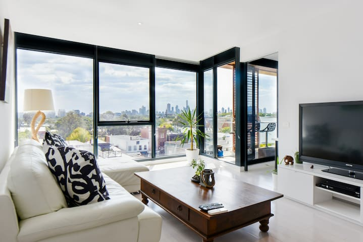 MANHATTAN: Live in Luxury on Chapel Street - South Yarra - Apartemen