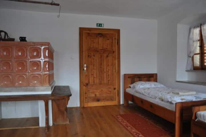 Vintage One Bedroom Apartment in Škocjan