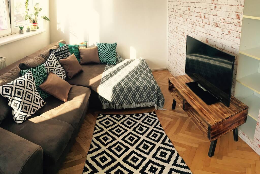 studio part livingroom
