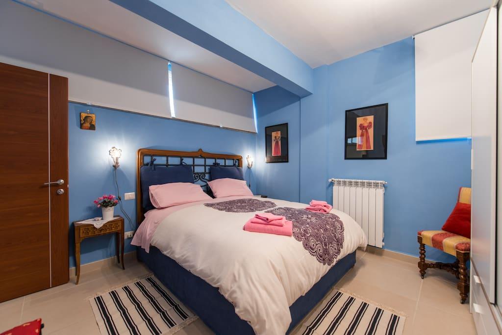 camera da letto 1 con bagno privato