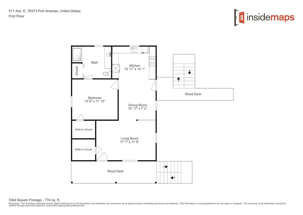Lowki Upper Bungalow-Floor Plan