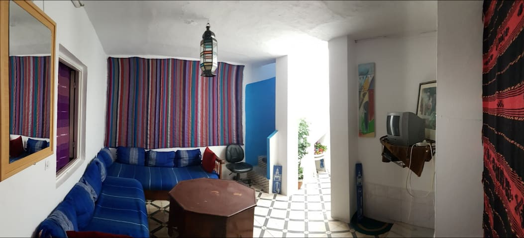 Cozy appartment in Medina - Asilah - Appartement