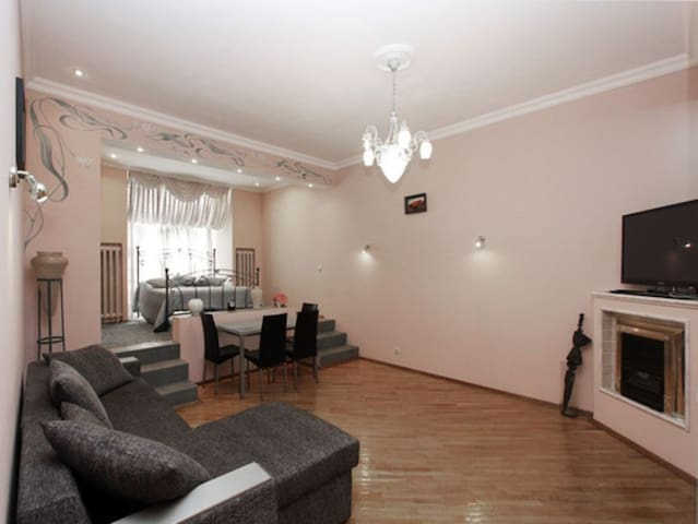 Apartlux Tverskaya street - Romanovka - Flat