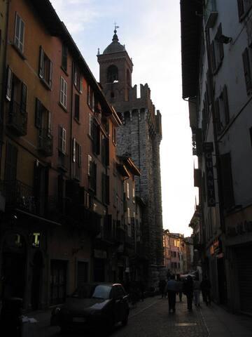 Appartamento in centro a Brescia