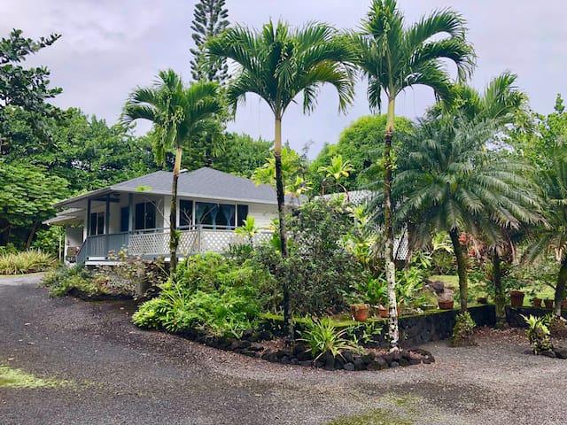 Jungle Ohana Cottage: Ala Kai Bed and Breakfast