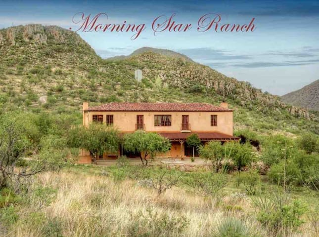 Tubac Arizona Villa! In a private location!