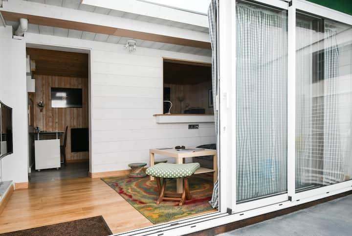 Biarritz : Petite maison bord de mer