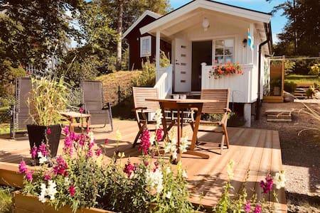 Vackra Forshälla Strand, Ljungskile