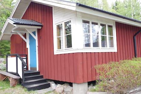 Stuga nr:2 vid havet med 5 sängar, Bänkåsviken